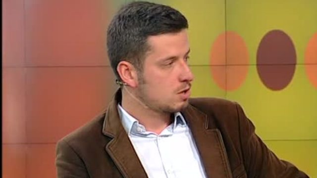 """Анастас Стефанов с коментар пред """"Фрогнюз"""""""