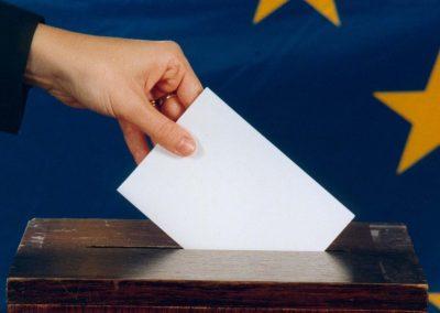 Нагласи на българите спрямо предстоящите избори за Европейски парламент (май 2019)